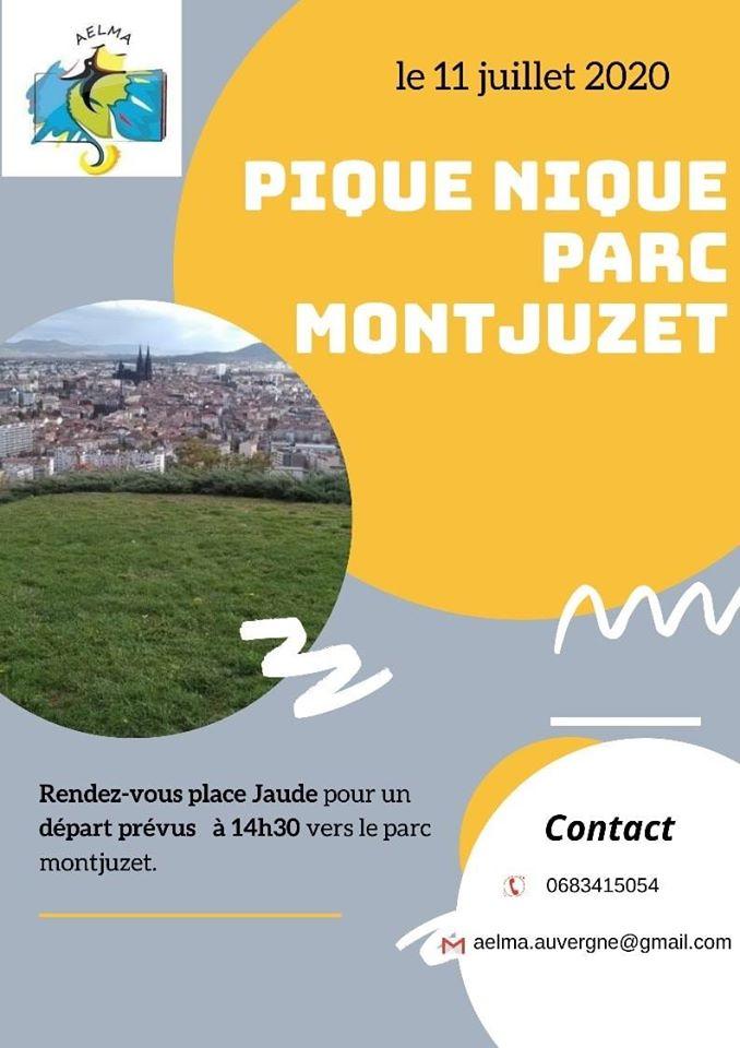 Pic-Nique Parc Mont Juzet